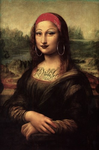Gypsy Mona Lisa