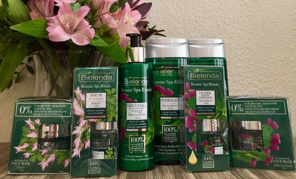 Botanic Spa Rituals at Juno a European Skin Care Salon