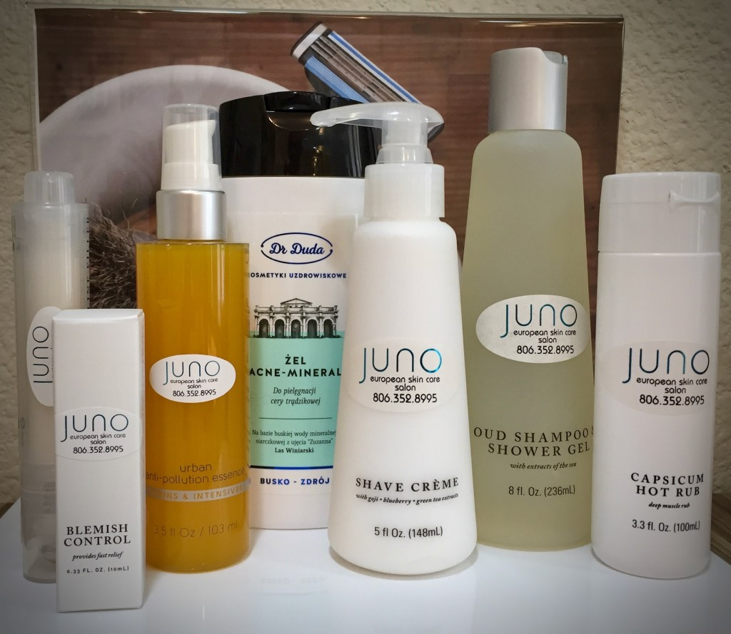Juno Skincare for Men