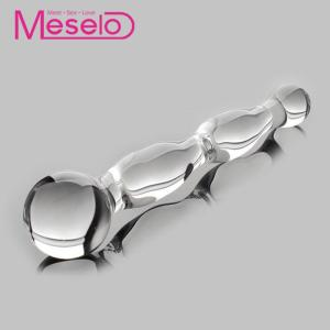 Crystal Glass Plug for Women