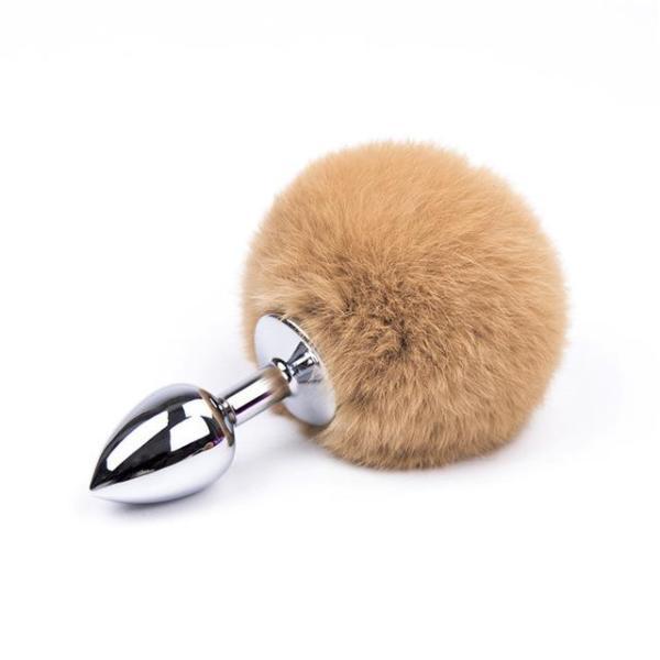 Fox & Rabbit Tail Plug