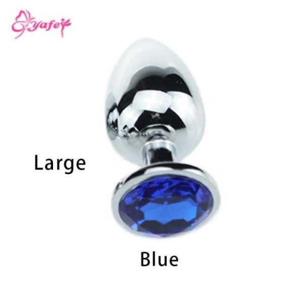 Diamond Heart Plug