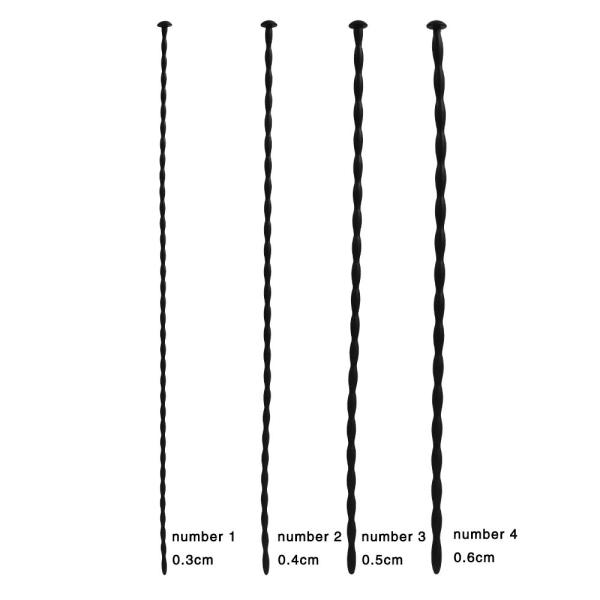 JP - Silicone Stimulator Dilator Urethral Rod
