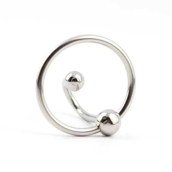JP - Halo Urethral Plug With Glans Ring