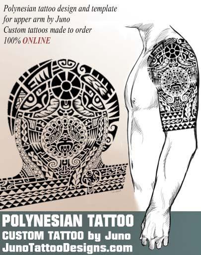 polynesian tattoo, samoan tattoo, juno tattoo designs