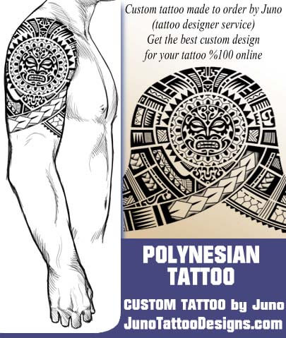 Polynesian Samoan Tattoos Meaning  How To Create Yours