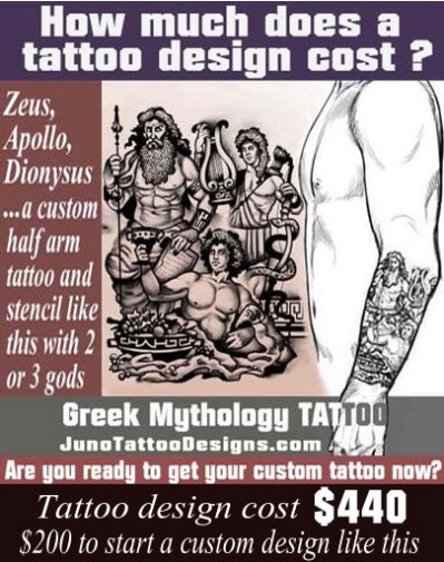 How Much Does This Tattoo Cost In India: Aztec Tattoos & Templates