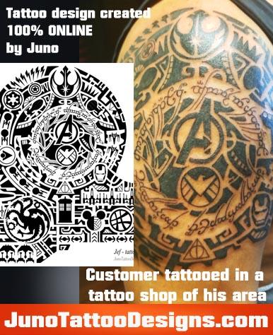 polynesian samoan tattoos, male tattoo, tattoo shop online,create your tattoo online