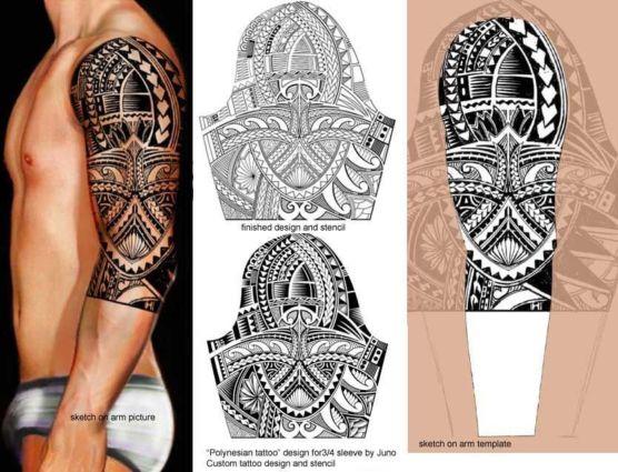 tim cahill tattoo polynesian samoan arm