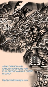 asian_dragon_samurai_tattoo_design_junotattoodesigns.com_