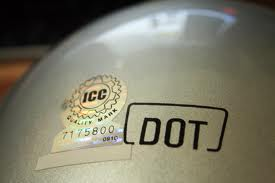 DTI: Motorcycle Drivers Can Secure ICC/PS Helmet Stickers