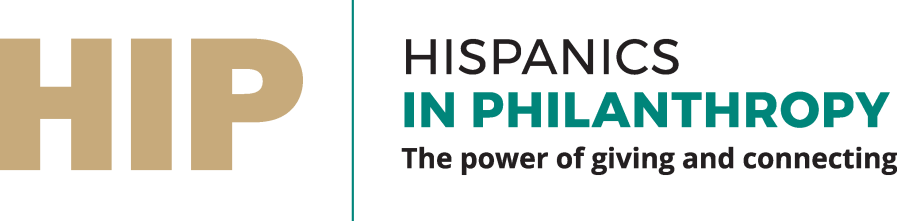 logo Hispanics In Philanthropy - The power of giving and connecting