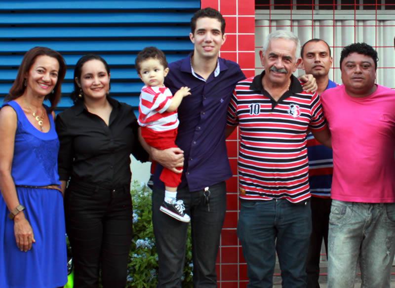 (02) Paulo Fernando recebe apoio de Yves Ribeiro para se candidatar a vereador do paulista