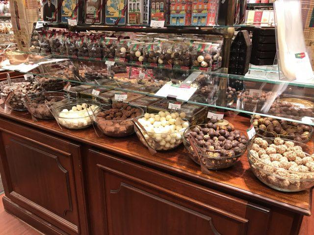 La Belgique Gourmande: uma das melhores lojas de chocolate de Bruxelas (Bélgica)!
