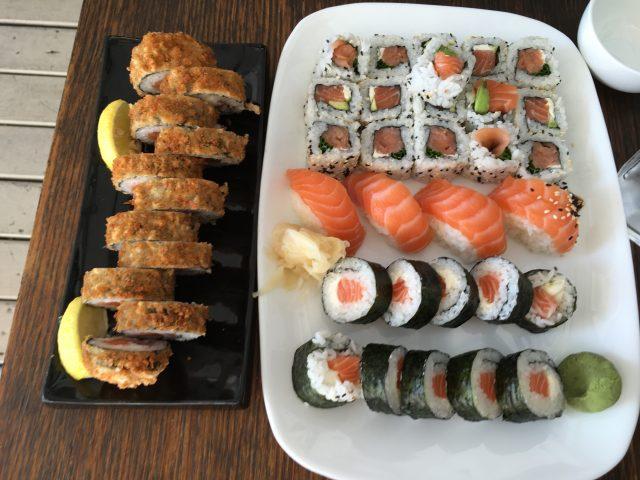 Onde comer em Punta del Este (Uruguai): Watashi Sushi Asian Restaurant