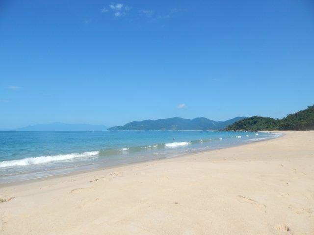 Praia grande do bonete, um paraíso em Ubatuba-SP