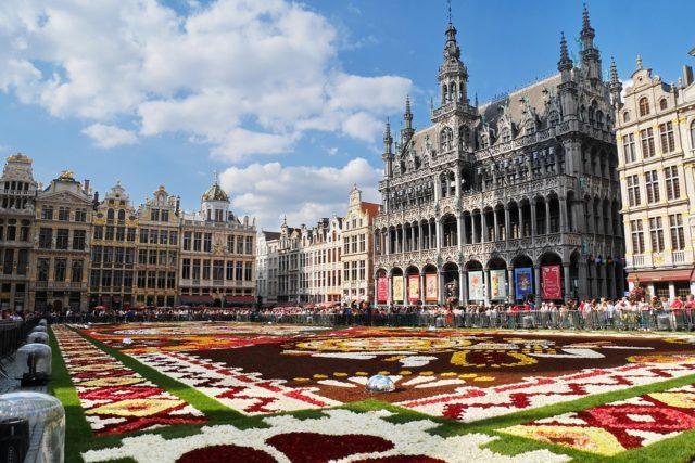 Onde se hospedar em Bruxelas (Bélgica): conheça 3 opções!