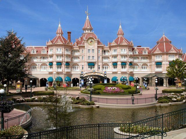 Disneyland, o melhor parque da Disney Paris