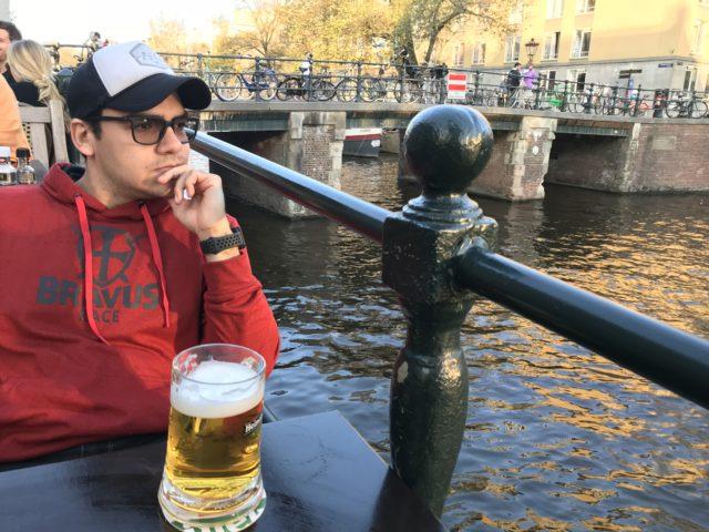 Amsterdam, uma cidade entre o boêmio e o familiar