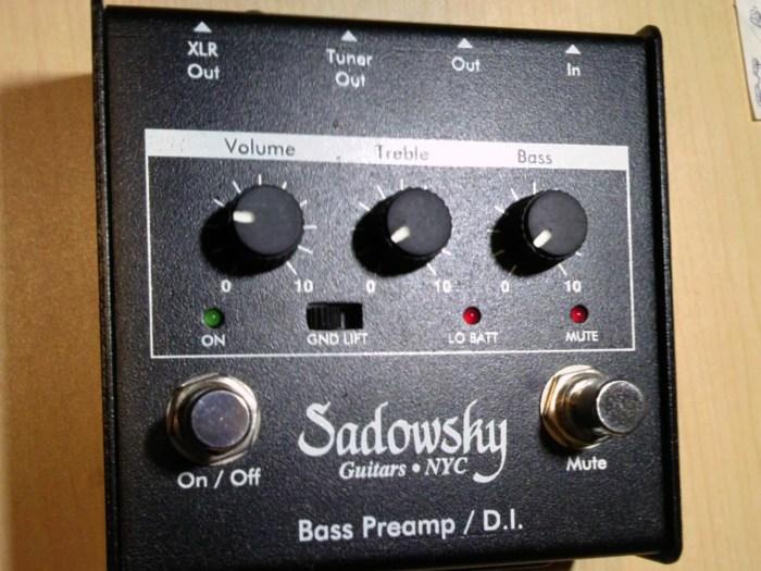 Sadowsky P.D.I.