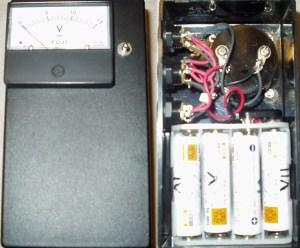 電源バッテリー