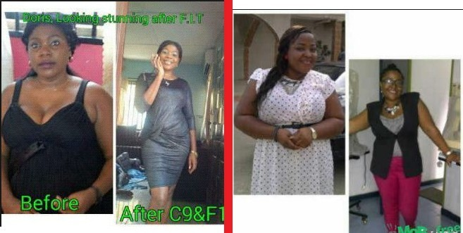 c9women2 - Complete Weight Loss Program - Forever Living Clean 9