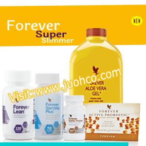 forever super Slimmer - Complete Weight Loss Program - Forever Living Clean 9