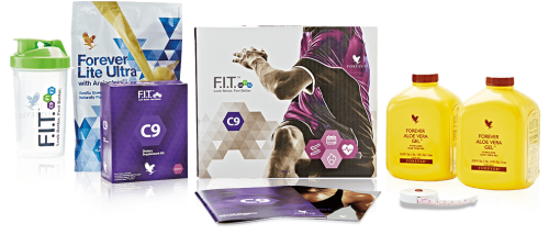 products clean 9 - Complete Weight Loss Program - Forever Living Clean 9