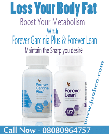Block Fats Before They Form With Forever Lean And Garcinia Plus