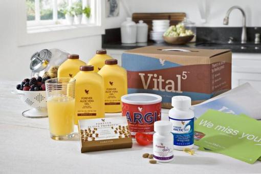 Vita5 pack - Vital5 Pack - Complete Body Detox