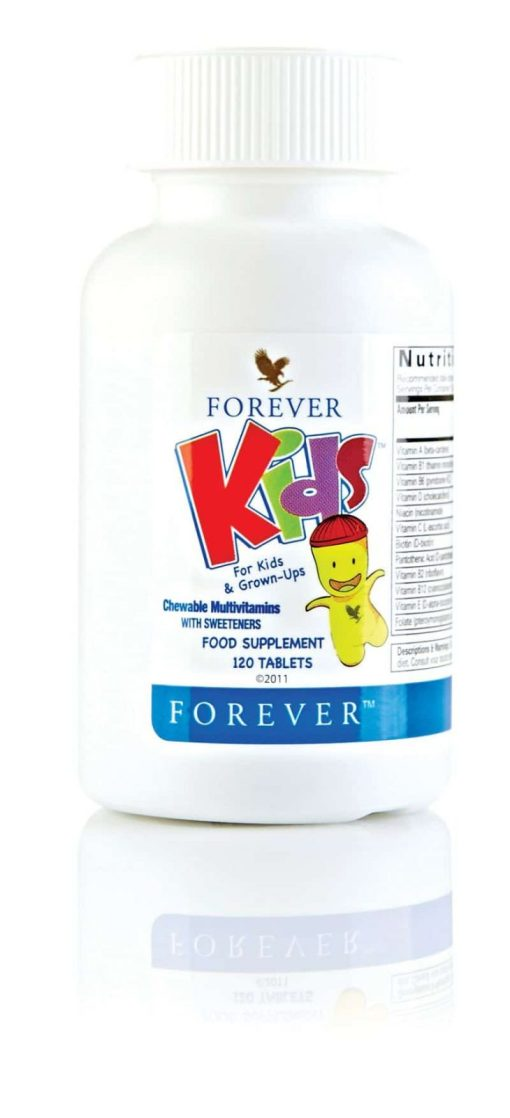 Forever Kids – [Chewable Multi-Vitamins]