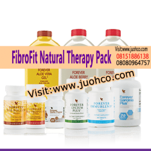 FibroFit Natural Therapy Pack