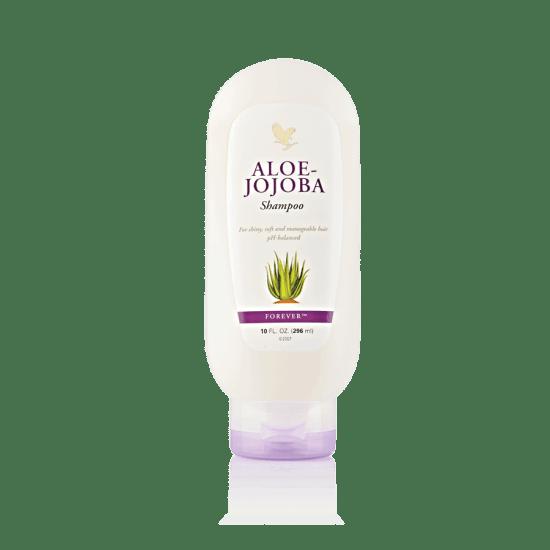 Aloe Jojoba Shampoo Isoalted