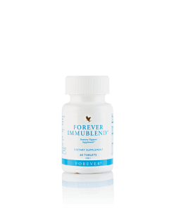 Forever ImmuBlend is designed to support immune system function by addressing all aspects of the immune system from its first line of defense to its last.