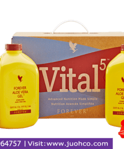 VITAL5 - Complete Total Body Cleansing