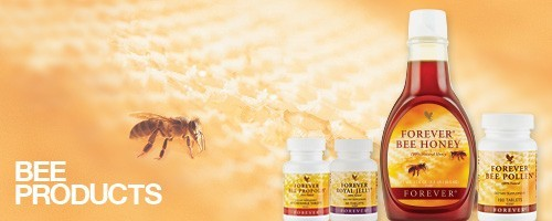 Royal Jelly, Bee Propolis & Bee Pollen for Fertility