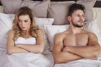 erectile dysfunction man woman
