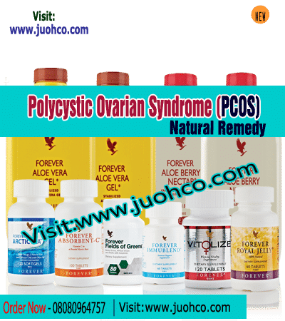 PCOS Natural Remedy Kit