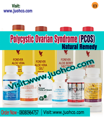 Polycystic Ovarian Syndrome PCOS Natural Remedy