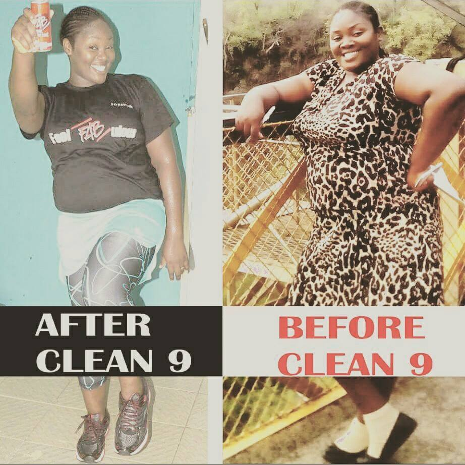 CLEAN9 TESTIMONIES imaga.9 - Complete Weight Loss Program - Forever Living Clean 9
