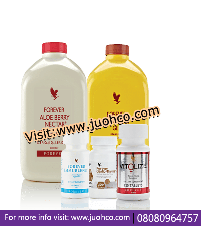 Abnormal Vaginal Discharge Remedy Kit 2 1