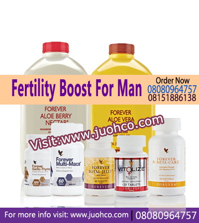 Fertility Boost For Man
