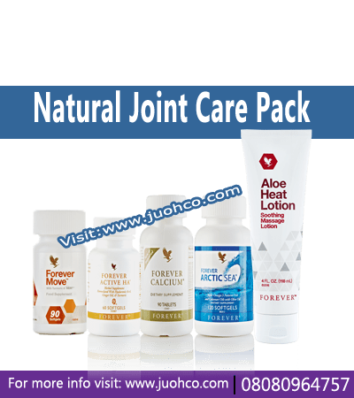 Natural Joint Care Pack - Arthritis