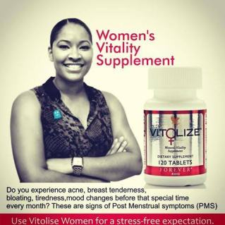 Vitolize For Women: