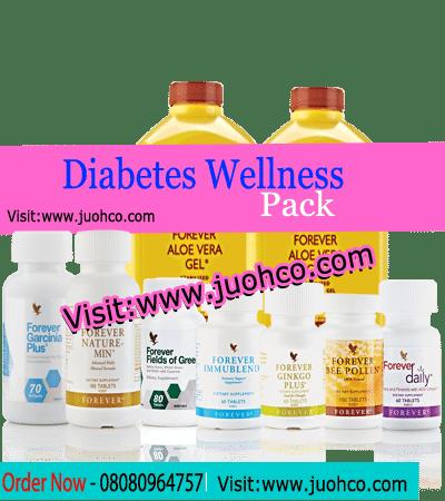 Diabete Wellnes Pack 1