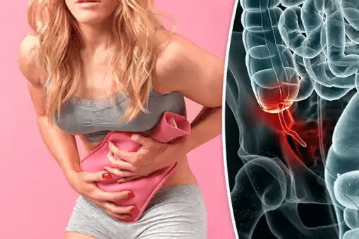 Checkout Five Warning Signs Your Appendix is About to Burst