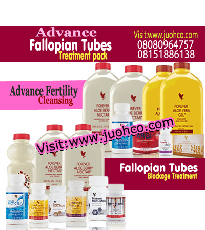 Advance Fallopian Tubes Blockage Treatment Pack