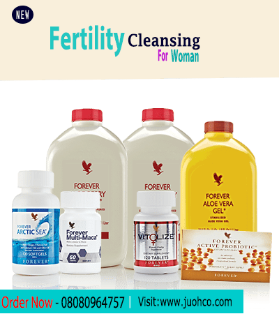 Fetility Cleanse For Woman product banner 2