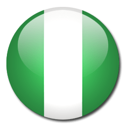Nigeria flag - Coronary heart disease (CHD)