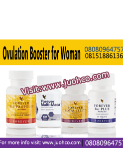 Ovulation Booster for Woman - Juohco